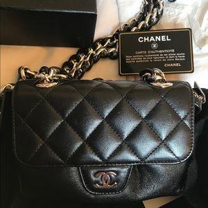 af0817cba07e Women Chanel New Mini Flap Bag on Poshmark
